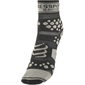 Compressport Racing V2 Trail Hoge Sokken, black/grey